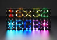 P3 P4 P5 64 * 32 5G System Adjustable 3528 SMD Full Color LED Display Module Indoor Dot Matrix 32 * 16
