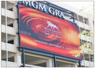 Anti Low Temperature HD LED TV P6 SMD 3in1 , Commercial Outdoor LED Advertising Screens