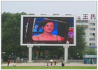IP65 Waterproof RGB Multi Color LED Panel Display , 10 Meters Min Viewing Distance LED Video Panel
