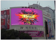 Arc Shaped LED Display Project with Constant Current Driver IC Aluminum LED Cabinet