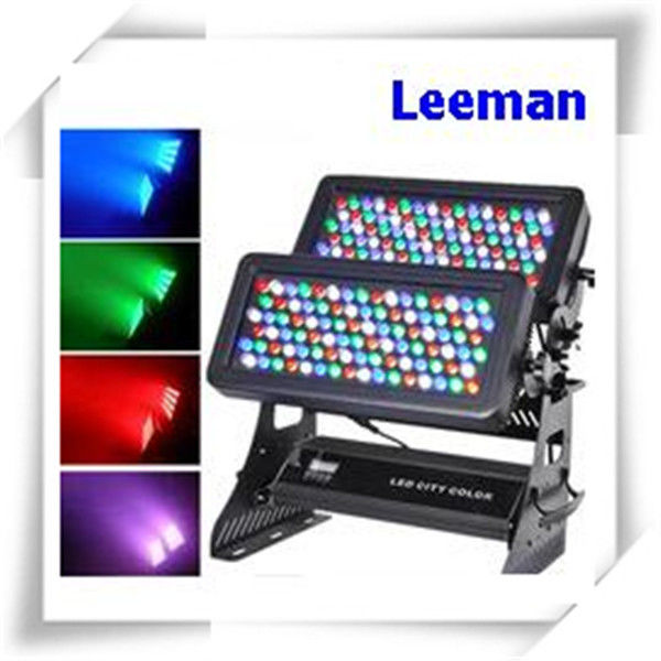 Outdoor Professional LED Stage Lighting Waterproof With 3 In 1 Double Deck