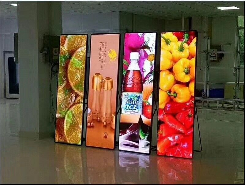 Imira SMD LED Display P2 P2.5 P3 HD Video Poster Advertising Screen Mirror Panel
