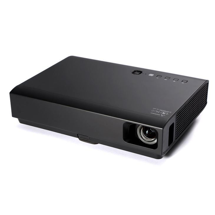 858×600 Display Resolution LED Smart Projector 80% Light Source Uniformity